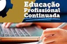 Cursos à Distância a Opção para o Alcance da Pontuação em Educação Profissional Continuada